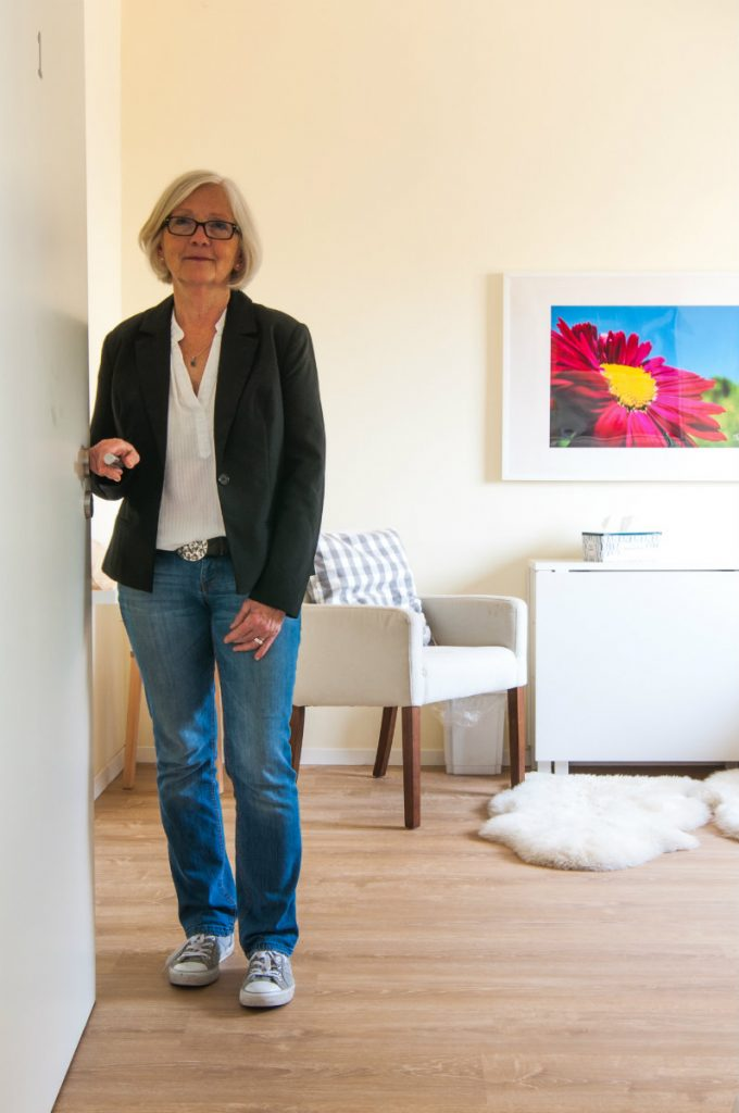 Heilpraktikerin Angelika Hansen aus Lüneburg